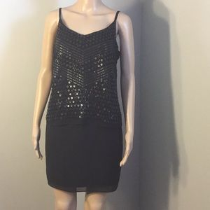 LAUNDRY by SHELLI SEGAL : MINI PROM DRESS:  Size 4